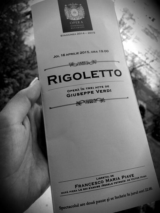 bilet opera