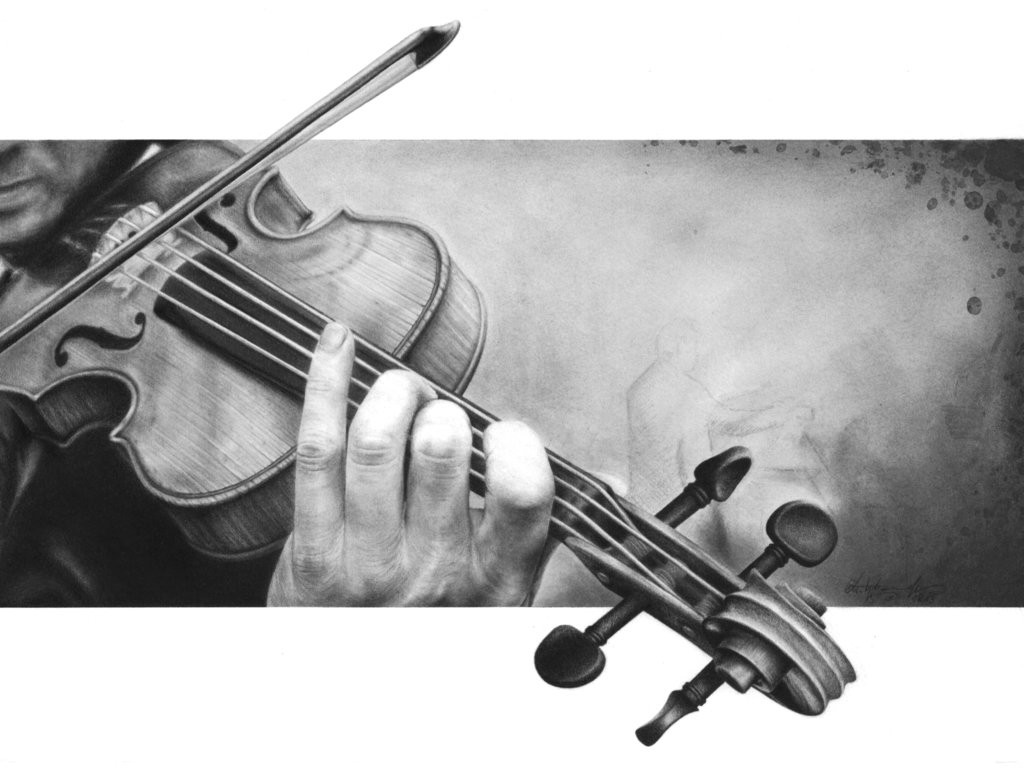 google.ro the_violin_player_by_maykk-d6itrlg