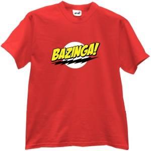 tshirts.ro bazinga