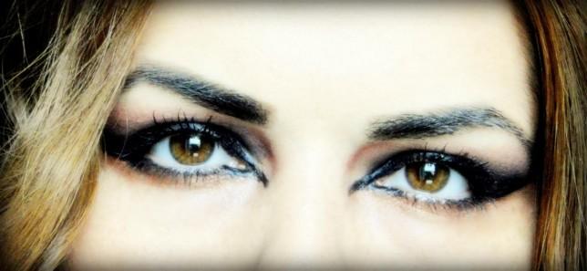 arabian makeup by me