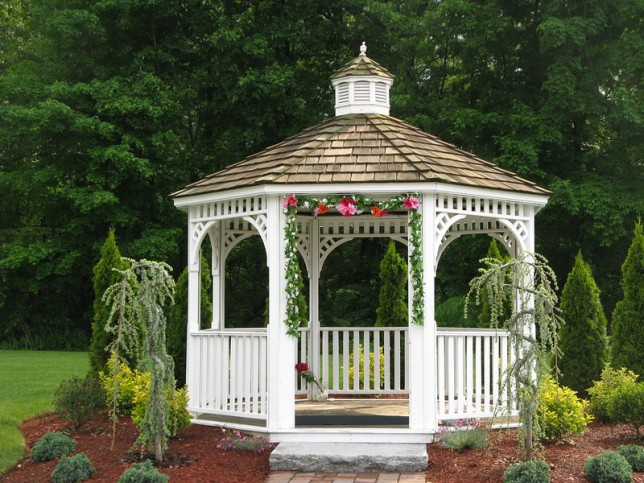 hi-be.com Comfortable-And-Wonderf...Gazebo-Ideas-for-Wedding