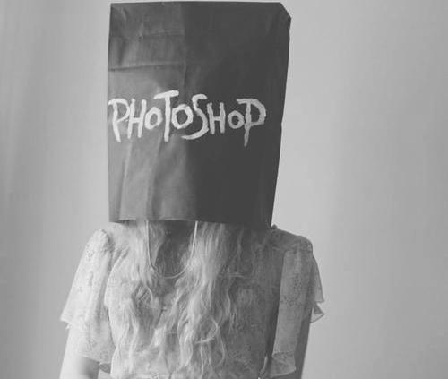 photoshop facebook post